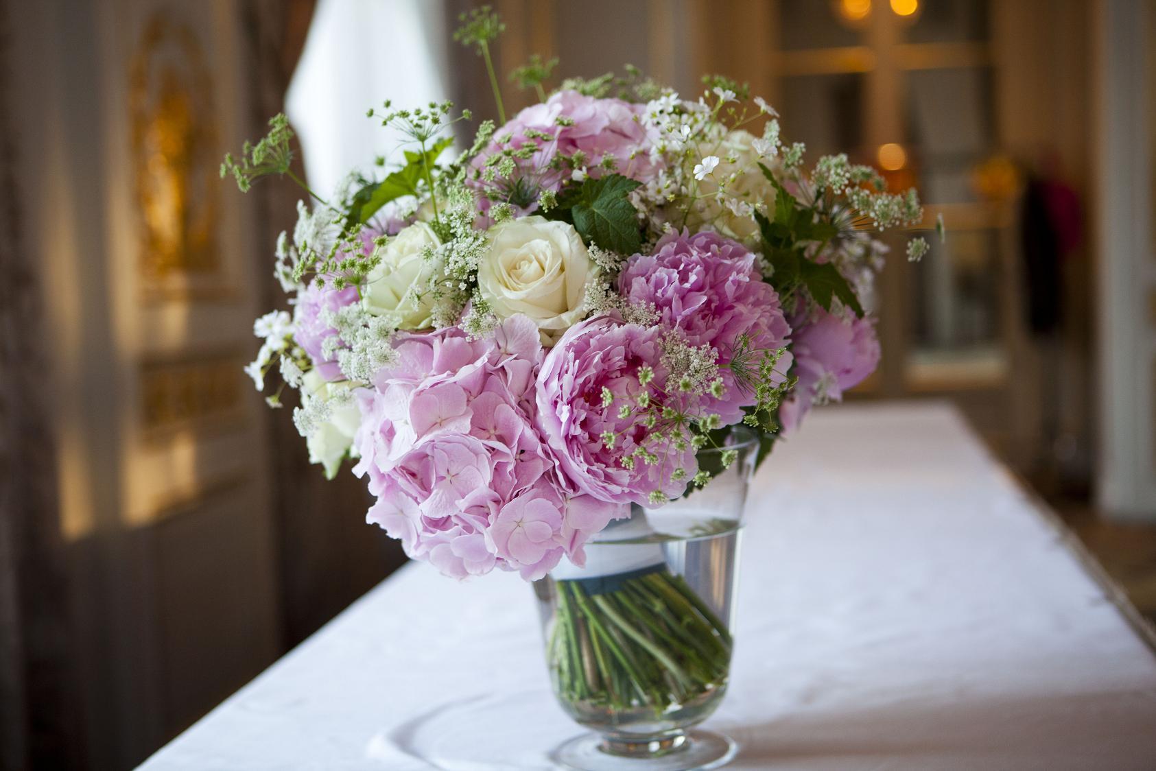 Decoration Florale Mariage Exotique Deco Salle Picture