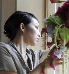 akiko usami, fleuriste japonaise paris