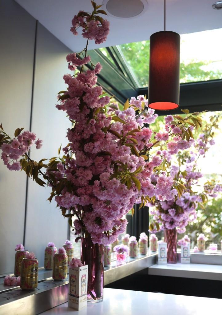 Composition florale n 259 akiko usami for Decoration florale evenementiel