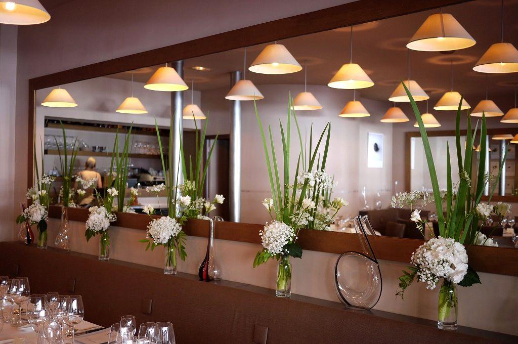 Mariage restaurant Agape, Paris.