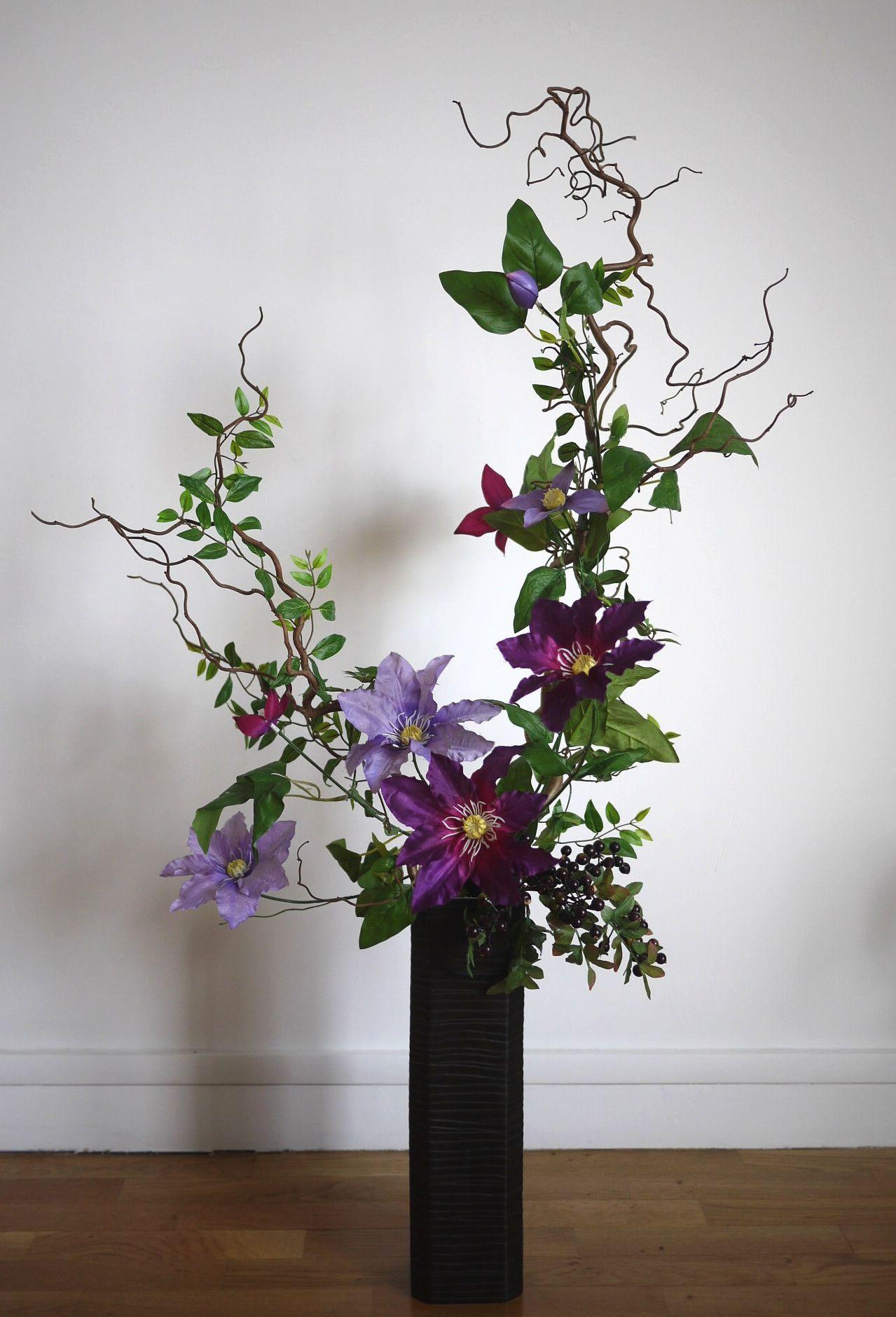 fleur artificielle,