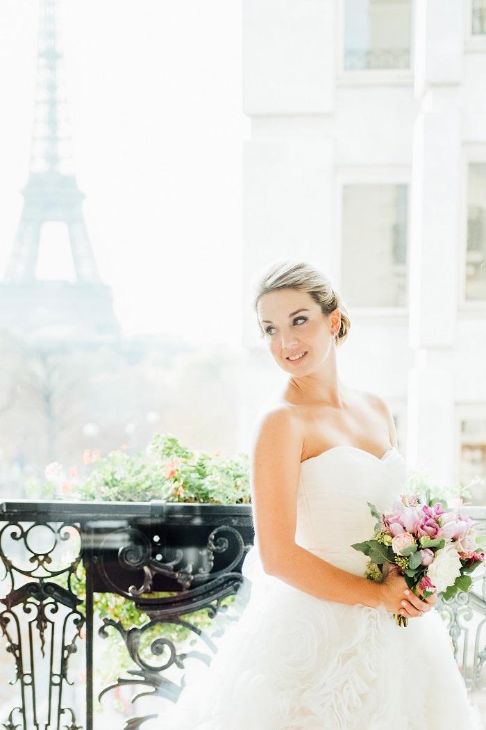 Mariage a l'hotel plaza athénée