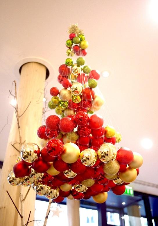Decoration de Noël 2015 chez PARIS MIKI.