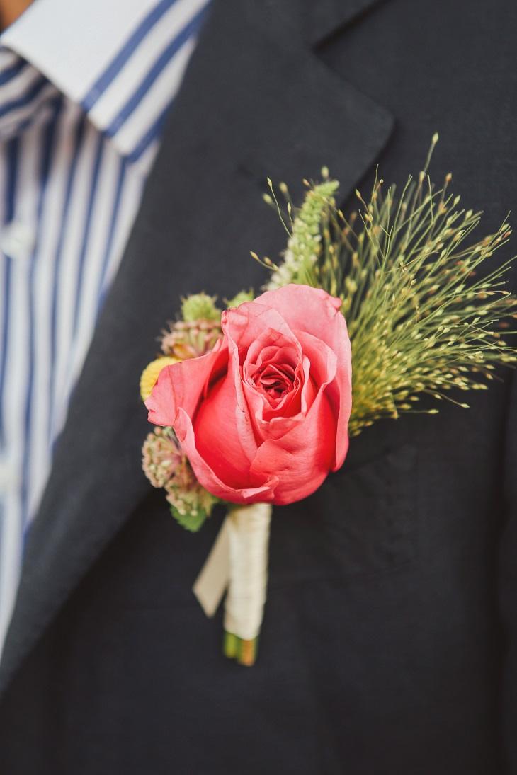 rose, dahlia, astrantia,