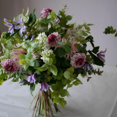 cour art floral