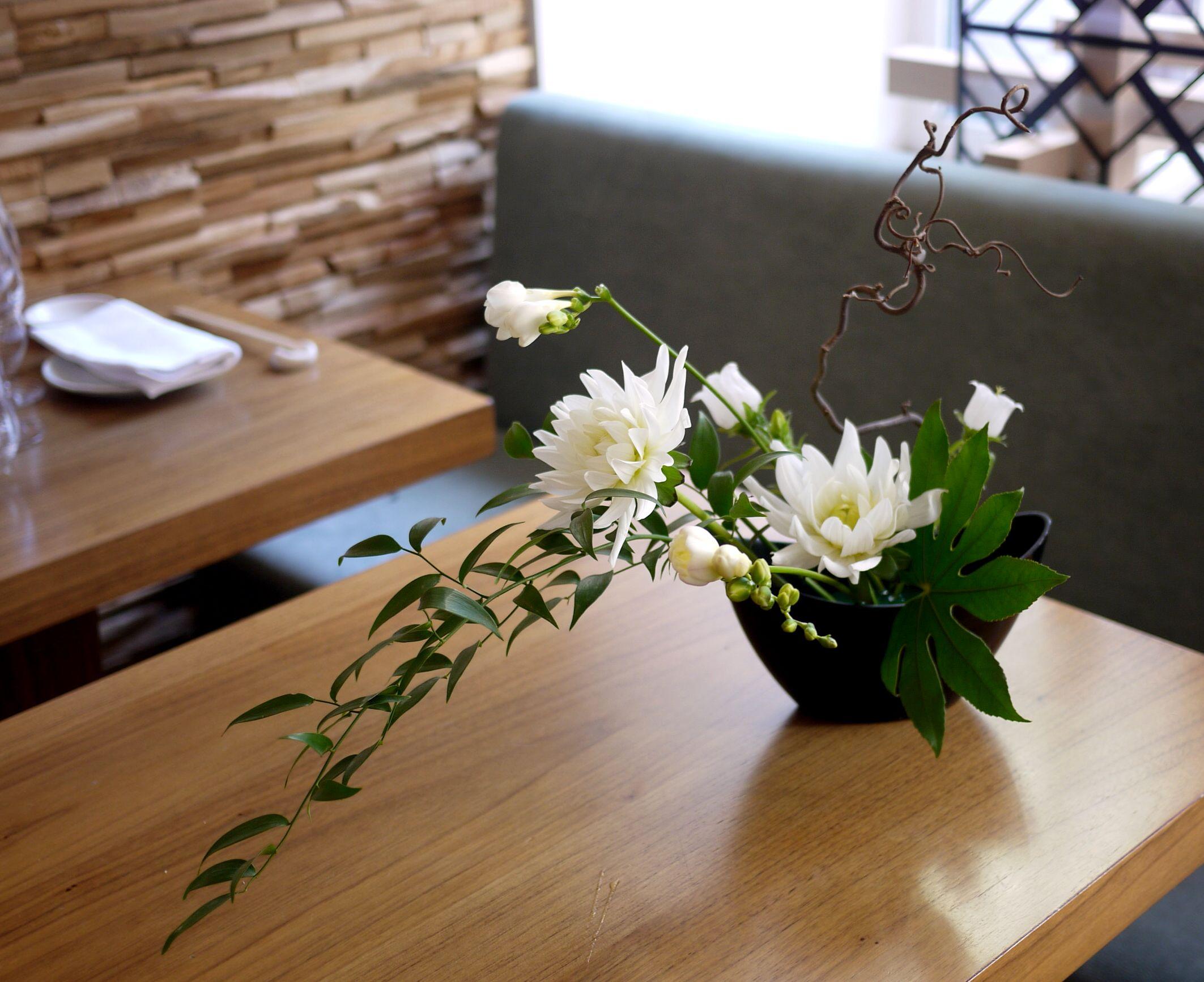 composition japonais Ikebana