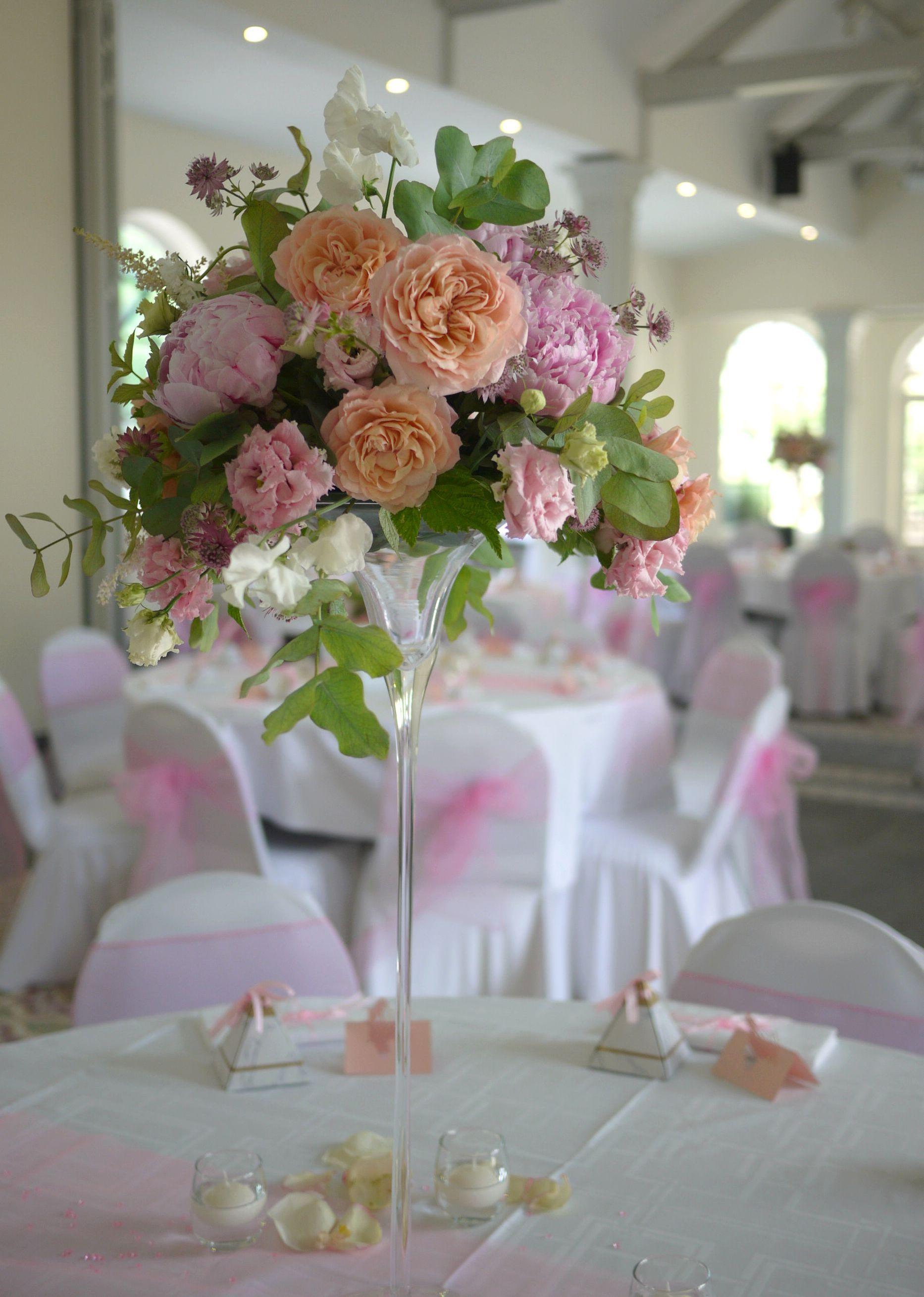 Centre De Table Design composition florale n°409 | akiko usami
