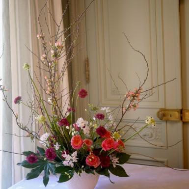 Composition Ikebana